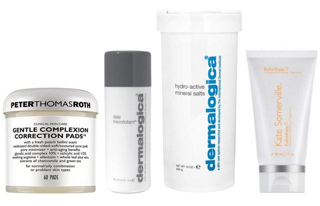 good exfoliators for acne prone skin