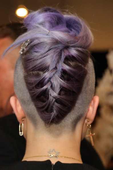 ... Under-Braid is Cute on Non-Shaved Heads, Too | Beauty Blitz