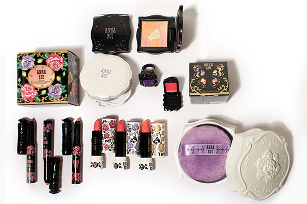Anna Sui S Spring 2014 Makeup Is Too Cute To Pass Up Beauty Blitz