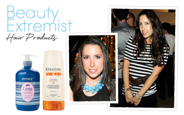 Beauty executive Erin Cohen uses more hair products than Pauly D.