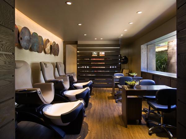 Now open deborah lippmann 39 s first ever nail salon for A new look nail salon