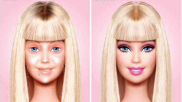 Barbie Makeup Looks But Barbie 39 s Latest Look is