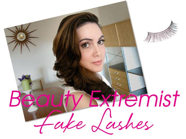 Beauty executive Kate DePonte wears false eyelashes every day.