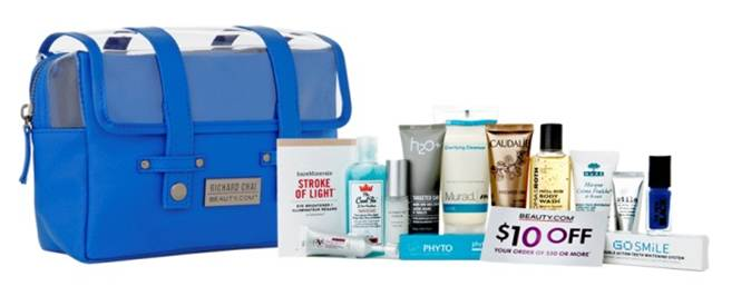 Score a Richard Chai Cosmetic Case with the Latest Beauty.com Gift ...