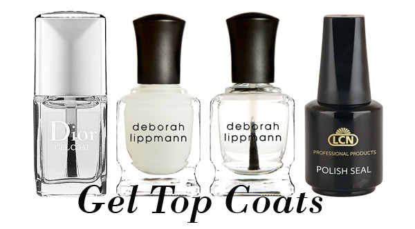 Are Gel Top Coats The Healthier Alternative To A Manicure Beauty Blitz