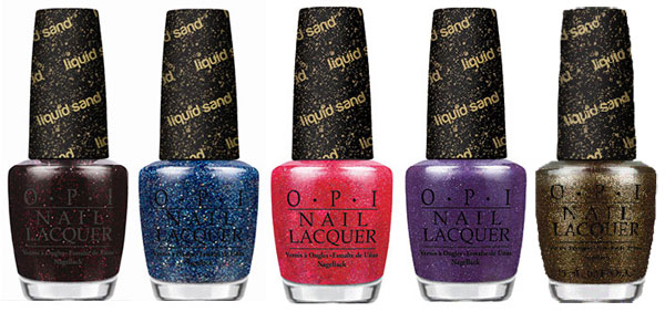 OPI Liquid Sand and The Trick to Getting It Off | Beauty Blitz