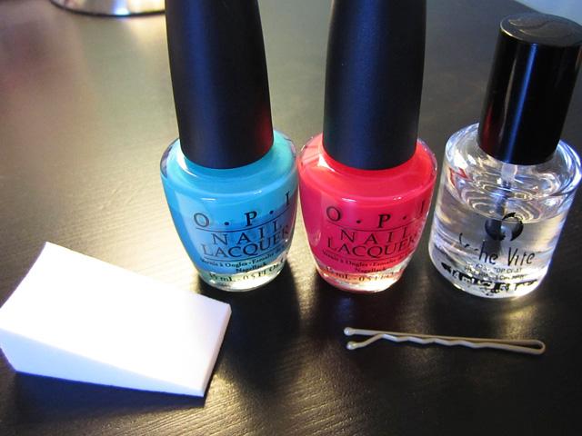 Nail Art DIY: Polka Dot Gradient | Beauty Blitz