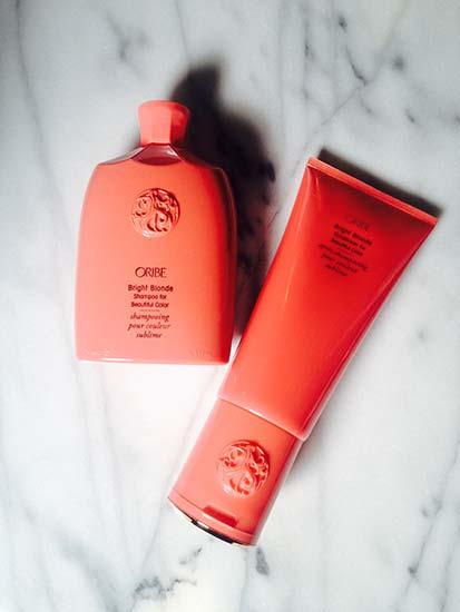 oribe volumizing shampoo and conditioner