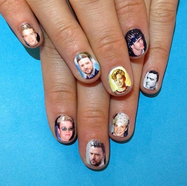 Fan Nails: How True Disciples Show Their Love for Celebs | Beauty Blitz
