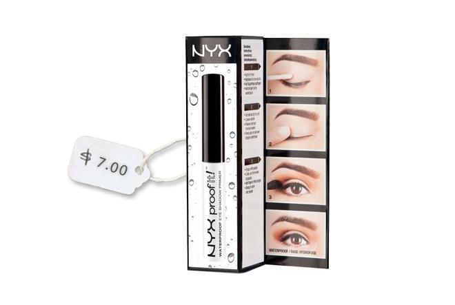 Best drugstore eye makeup primer