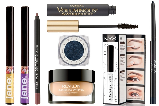 8 Waterproof Drugstore Makeup Finds That Won't Budge Klaudia Tirico