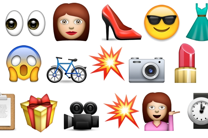 How to Speak Emoji at Fashion Week