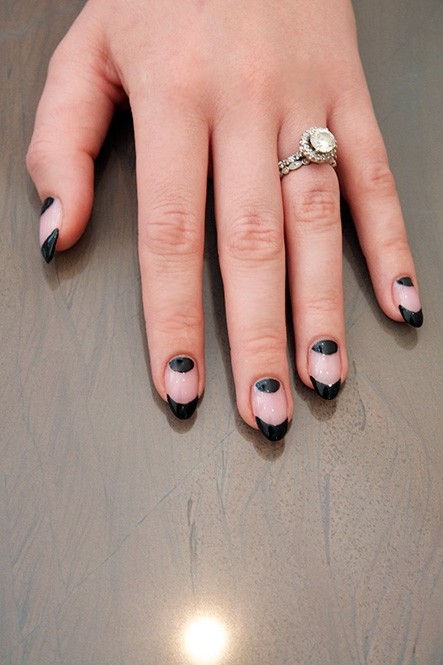 3 Negative Space Nail Art Ideas to Try Now | Beauty Blitz