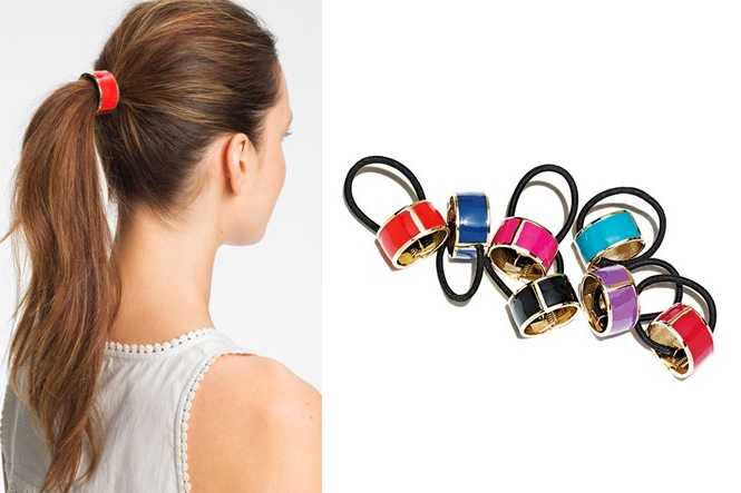 Upgrade Your Basic Ponytail With A Chic Cuff Beauty Blitz - Ponytail cuff diy