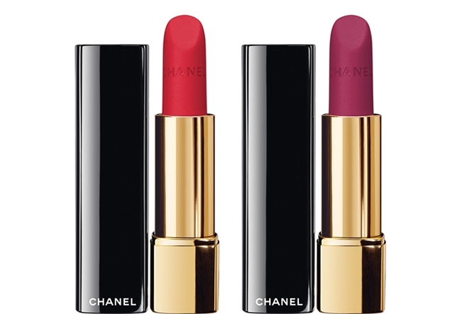 Chanel Rouge Allure Winter 2015 Makeup Collection