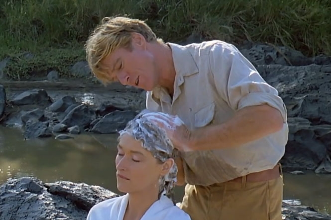 Out Of Africa Movie Do You Sing Quote: 8 Iconic Hair Moments From Movies