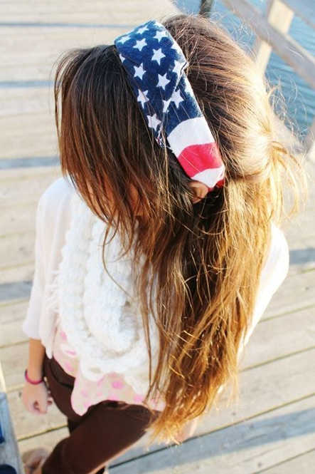 4th of july hair styles try it this weekend 10 for summer styles from 5284