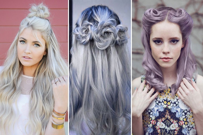 Hair Color In Style: 10 Hair Style And Color Combos To Try From Pinterest