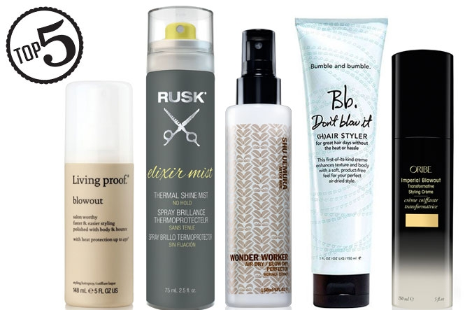 The Best Styling Products For A Killer Blowout
