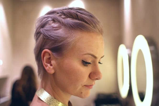 Styling Short Hair : Chic Ways to Style Your Short Hair Beauty Blitz