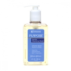 johnson purpose facial cleanser