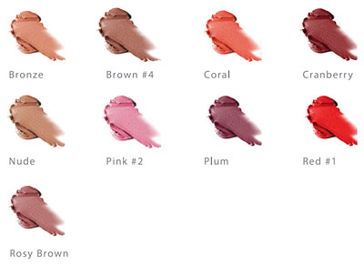 Lip Creme Shades