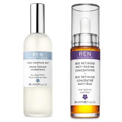 Spring 2012 Ren Products